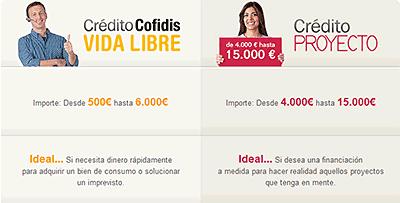 Cofidis bancos for Openbank oficinas barcelona
