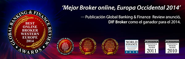 Dif Broker - Mejor Broker Online de Europa Occidental 2014
